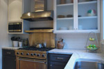 A custom designed kitchen by KG Bell.